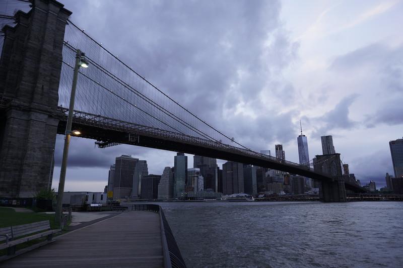 Day 01 -  004 - New York  - Brooklyn Bridge