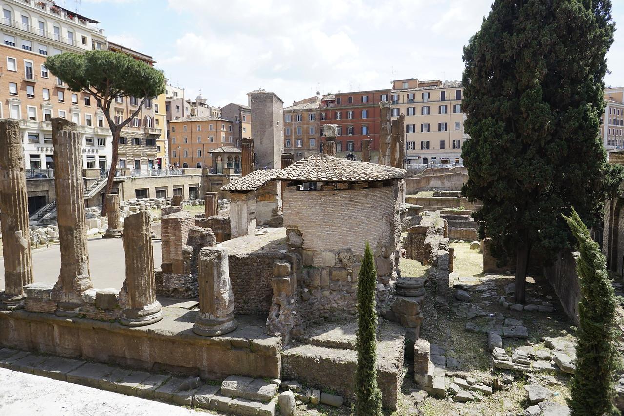 Day 04 - 026 - Rome - Largo Argentino