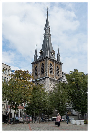 St. Paul's Cathedral of Leige