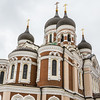 Discover Alexander Nevsky Cathedral a Russian Orthodox 19th century cathedral in Tallinn, Estonia