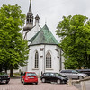 Discover 13th century St. Mary's Cathedral and its medieval architecture in Tallinn