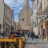 Discover Tallinn's medieval architecture, the old walls and towers and cobblestone streets