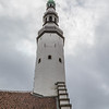 The 13th century medieval Lutheran Church of Holy Spirit in Tallinn