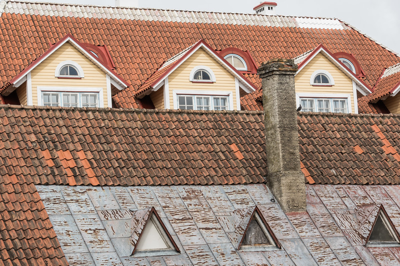 Discover Tallinn's medieval architecture and cobblestone streets