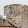 A tower of the old wall Tallinn Old Town