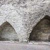 Discover the Old Wall at Danish King's Garden in Medieval Tallinn