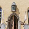 Estonian History Museum - Discover medieval windows in doors of Tallinn, Estonia - Great Guild Hall