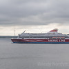Viking Line leaves Tallinn Estonia