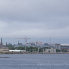 Port of Call - View of Tallinn from harbour