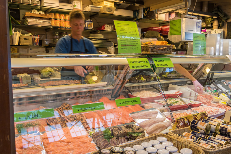 Market foods at Vanha Kauppahalli Helsinki Market Hall Market Square - top things to do in Helsinki, Finland