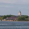 the historic fortress at Suomenlina - Top things to do in Helsinki - Take a harbour cruise through the islands