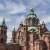 Discover top things to do in Helsinki Finland - Explore the Uspenski Orthodox Cathedral