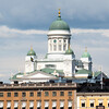 Top things to do in Helsinki - Senate Square the 19th century NeoClassical designed Helsinki Cathedral