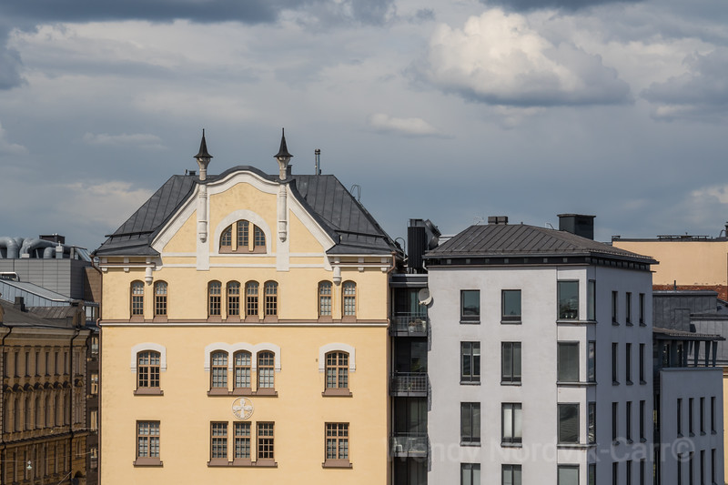 The incredible architecture of Helsinki Finland