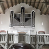 Pipe organ - Historic neo-Gothic style Warnemünde Church