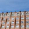 Explore architecture in Hanseatic Rostock, Germany
