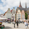 There is a lot to explore in historic Rostock. This medieval Hanseatic League city has a mix of old and new architecture.