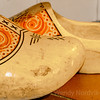 Dutch wooden shoes in the Netherlands