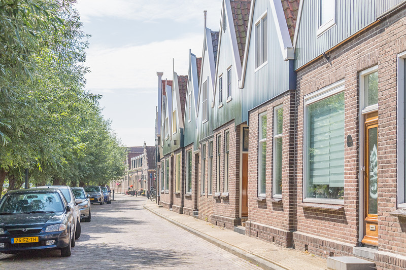 A visit to Volendam in the Dutch countryside