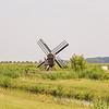 Historic windmills in Zaanse Schans