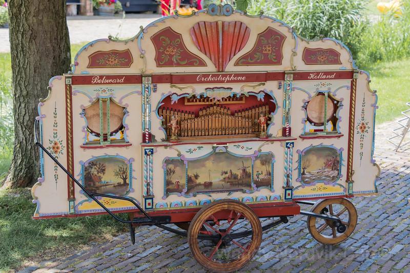 Visit historic Zaanse Schans in the Dutch countryside
