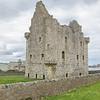 Explore Scalloway Castle