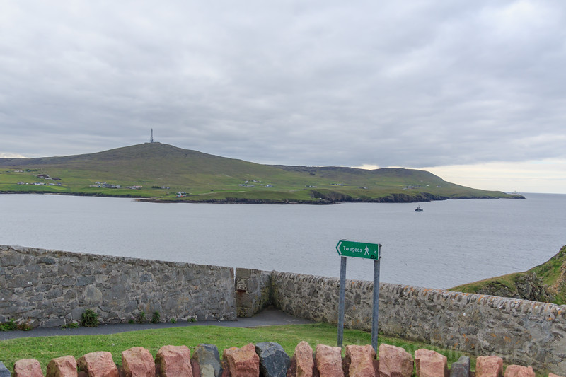 Twageos - Discover Lerwick harbour and the rugged Shetland Islands