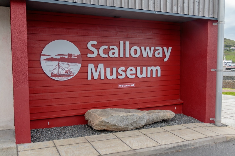 Learn about the Scalloway people and the Shetland Bus at the Shetland Museum