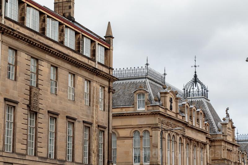 Visit the UNESCO World Heritage site of Edinburgh, Scotland