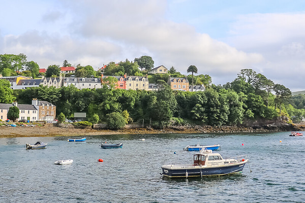 Discover  Portree