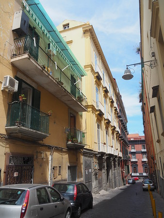 June 3-6 Naples