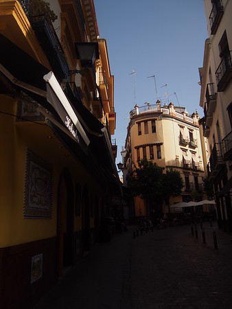 July 26 Sevilla, Matalascanas, Ayamonte