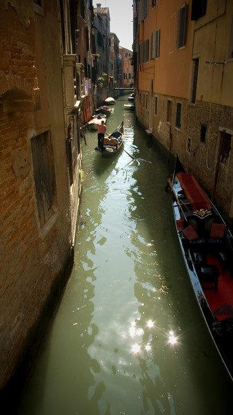"""Streets"" of Venice.  There were so many sites to take pictures from you could be there forever. The city is like one big full size post card."