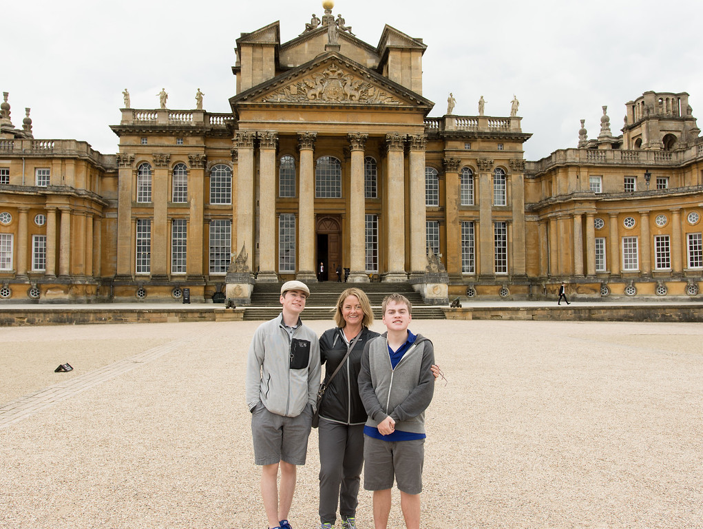 Blenheim Palace is one of my favorite places to visit