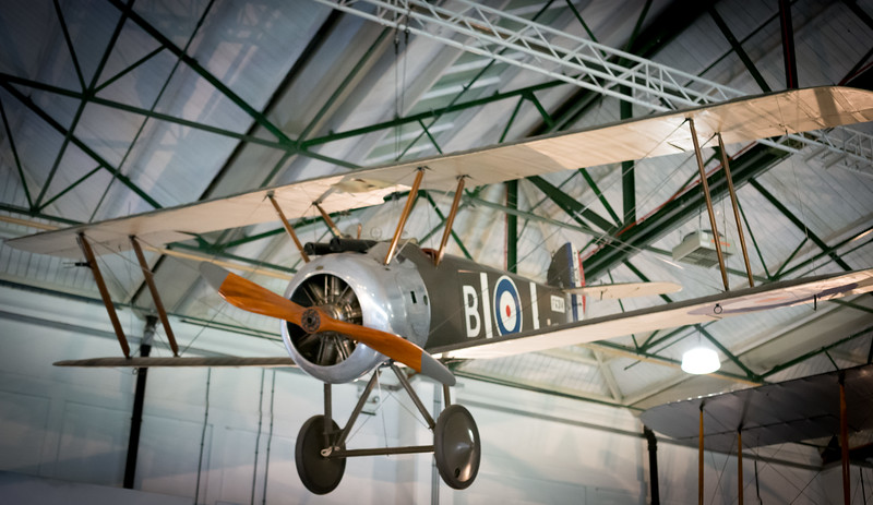 Sopwith Camel - just add Snoopy