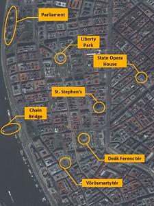 Budapest Pest Map