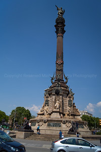 Statue of Christopher Columbus
