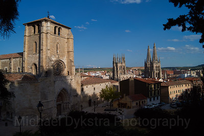 Burgos Castle + Cathedral