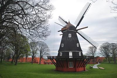 Castle Complex + Windmill