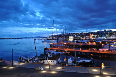 Oslo Fishermans Wharf