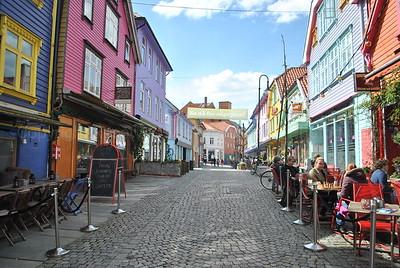 Vibrant Stavanger