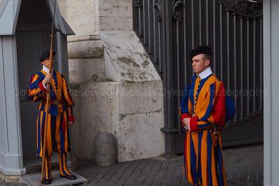 Vatican Guards