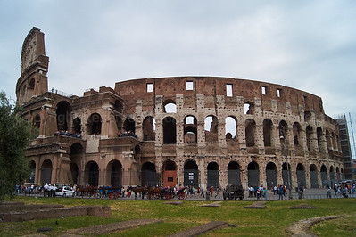 Colosseum from the Outside