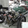 Morgan Super Sport  Three Wheeler with Matchless Vee Twin.