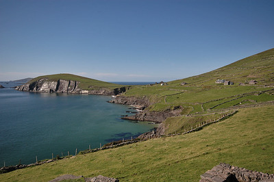 County Clare to The Dingle Peninsula in County Kerry