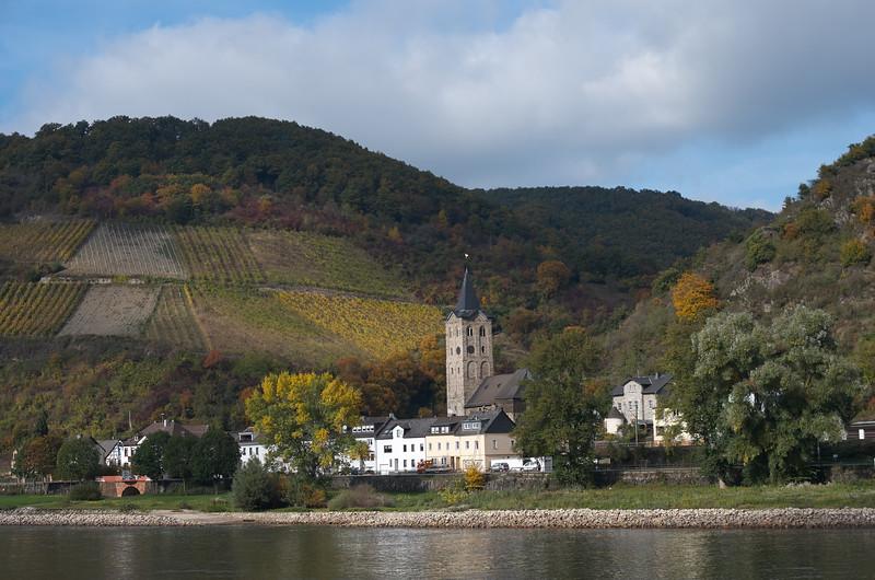 St Goarshausen