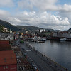 Bergen from Havnekontoret Tower