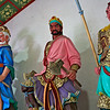Warrior sons of the Jade Emperor