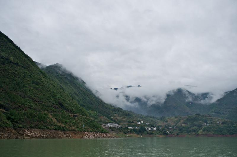 Mist Lesser Gorges