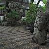 Courtyard,  Yù Yuán Gardens